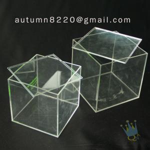 Quality BO (50) acrylic body jewelry display case for sale