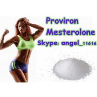 Quality 1424-00-6 Bodybuilding Prohormones Mesterolone / Proviron High Purity White Powder for sale