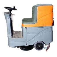 Quality Professional Concrete Floor Cleaning Machine Hard Floor Scrubber Driving Type for sale