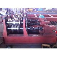 Quality Bending Machine For W Beam Highway Guardrail Roll Forming Machine for sale