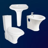 China china sanitary ware manufacturers washdown toilet one piece with slowdown seat cover bathroom ceramic on sale