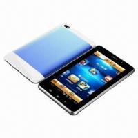 Quality Tablet PC with 7-inch Capacitive, Multi-touch Screen with Dual Core and Built-in 3G for sale