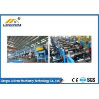 Quality Stainless Steel Cable Tray Roll Forming Machine With Panasonic PLC System for sale