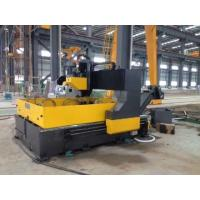Quality High Precision CNC Gantry Plate Drilling Machine For Metal Flange Model PZ2016 for sale