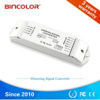 Buy cheap Zhuhai Bincolor led signal dimmer 4 channel dali to 0-10v signal led dimming from wholesalers