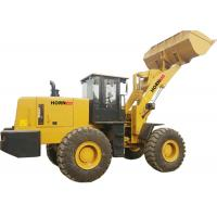 Quality 656G Small Front End Loader 5000 Kg Rated Load With Joystick ISO Approved for sale