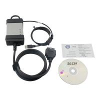 Quality VOLVO VIDA DICE Heavy Duty Truck Diagnostic Scanner Version 2013A for sale