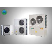 Buy Automatic Cold Climate Air Source Heat Pump , Split System Heat Pump at wholesale prices