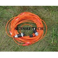 Quality Seismic Refraction Cable with NK 2721 Connector(s) and Take outs for sale