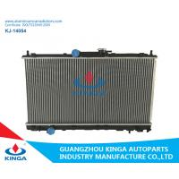 Buy cheap Brilliance Aluminum Brazing Mitsubishi Radiator / Automobile Spare Parts OEM from wholesalers