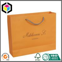 Quality Custom Color Design Shopping Paper Bag; Luxury Paper Shopping Bag for Promotion for sale