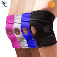 Buy cheap hot sale sport Knee Sleeve Guard Protector Support brace for protecting from wholesalers