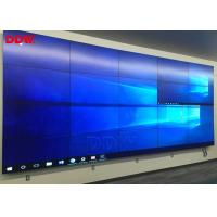 Quality Commercial Grade LED Video Panel / Seamless Video Wall 500 Nits Brightness for sale