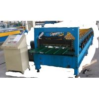 Quality Hot Sale!roof sheet roll forming machine/Double Layer Color Steel Trapezoidal Roof panel RollForming Machine for sale