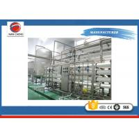 Quality Pharmaceutical Ro Water Filter System , Chemical Industries / Food Ro Drinking Water System for sale