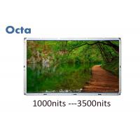 Quality 1920 * 1080 HD High Brightness LCD Panel 47inch Intelligent For Bus Station for sale