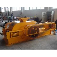 Quality Common Double Roll Crusher , Mining Crushing Equipment , Capacity 10 - 20 t/h for sale