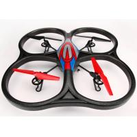 Quality Outdoor Toy  2.4G 60CM Big Quadcopter RC Helicopter Drone with Colorful Lights for sale