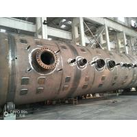 China Industrial Stainless Steel Distillation Column / Refinery Distillation Tower on sale