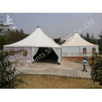 Buy cheap High Peak Tents , pagoda wedding decoration Marquee Aluminum Alloy Profile from wholesalers