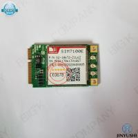 Quality Mini Pcie Component Sourcing 4G SIM7100E Genuine TDD-LTE/FDD-LTE / WCDMA Embedded for sale