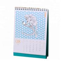 Quality Photo Frame Custom Photo Perpetual Calendar With Full Color Printing for sale