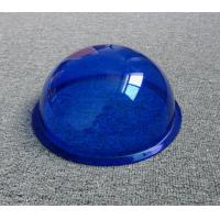 Quality BA (12) blue crystal acrylic light cover for sale