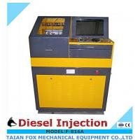 Quality F-816A Common Rail Injector Test Bench(3KW/380V/3PHASE),glass tube shows injection volume for sale