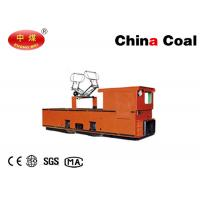 Quality 1.5 Tons Mining Trolley Locomotives Electrical Battery Locomotive Overhead Electric Rail Locomotive for sale