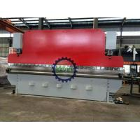 Quality Sheet Metal CNC Hydraulic Press Brake Bending Machine SGS TUV with CNC Back Gauge for sale