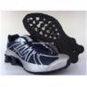 Mens Nike Shox OZ blue/silver for sale