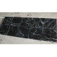 China Marquina Marble Tiles,China Nero Marquina Marble Tile,China Black With Vein Marble Tiles,Mosa Classico Marble Tile for sale