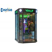Electronic Jukebox Game Karaoke Machine , Small Vocal Booth 18 Languages for sale