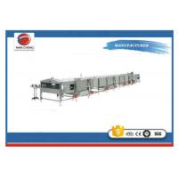 Quality Beverage Processing Machinery , Warm Bottle Machine Beverage Production Equipment for sale