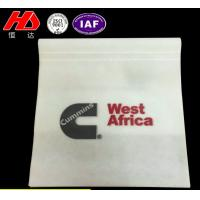 Quality Airline / Rail Headrest Cover Non Woven Fabric Products 20CM-60CM Width Soft for sale