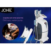 China Fast body shaping Cryolipolysis Slimming Machine for fat removal / Cryotherapy fat reduction machine on sale