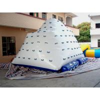 Quality 15ft inflatable water iceberg for sale for sale