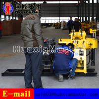 Quality China high efficiency HZ-200Y Hydraulic Rotary Drilling Rig water well drilling rig for sale for sale