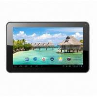 China 9-inch multi-capacitive tablet PC, Allwinner A13, optional dual camera on sale