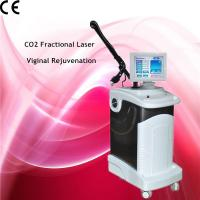 Quality Stationary Style and vaginal reconstruction laser Fractional Co2 laser 30Q RF tube for sale