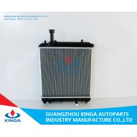 Quality Fin Tube Water Cool Type Suzuki Radiator For A - Star 2005 Manual Transmission for sale