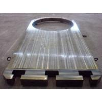 Quality AISI 4130 AISI 4140 AISI 4340 Forging Forged Steel Low Alloy Steel Valve Plates for sale