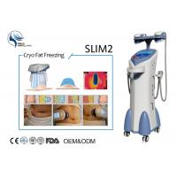 Quality Four Handles Work Together Coolsculpting Cryolipolysis Machine For Cellulite Removal for sale