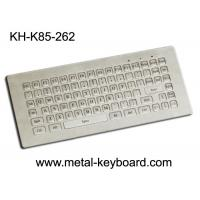 Buy 85 Keys Mini Industrial Metal Keyboard with dust - proof , anti - corrosive at wholesale prices