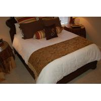 Quality Luxury Hotel Decorative Bed Runner for sale