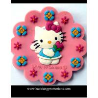 Quality Factory price-good quanlity cheaper paper fridge magnet / paper magnet for decoration for sale
