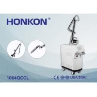 Quality High Uniform Spot Nd Yag Laser Tattoo Removal Machine For Pigmentation Correctors for sale