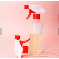 Quality SGS 300cc 24 410 Cosmetic Sanitizer Hand Trigger Sprayer for sale