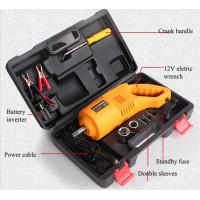 Quality 12V tyre change tools  portable electric impact wrench manufacture for sale