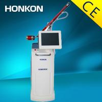 Quality Professional 10600nm RF Tube Co2 Fractional Laser Machine , Co2 Fractional Laser Resurfacing Device for sale